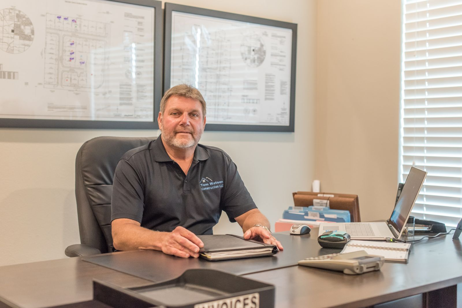 Tom Watson has over 35 years of home construction experience in Conway