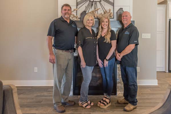 The team at Tom Watson Construction LLC in Conway Arkansas